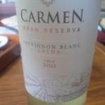 Carmen Gran Reserva Sauvignon Blanc